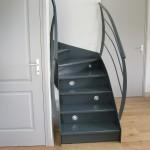 Escalier acier 1