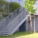 Escalier Métal Exterieur 16